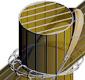 raccordo tangenziale tra cilindri aventi una base in comune