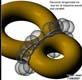 raccordo tangenziale tra toriche di rotazione ad assi paralleli