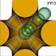 raccordo tangenziale tra toriche uguali ed aventi assi di rotazione perpedicolari